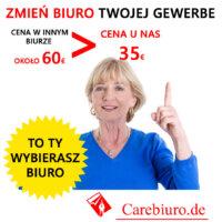 Firma w Niemczech emerytura